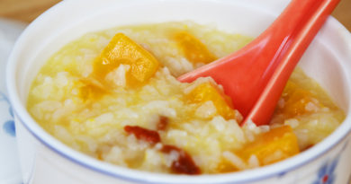 Pumpkin Porridge Recipe