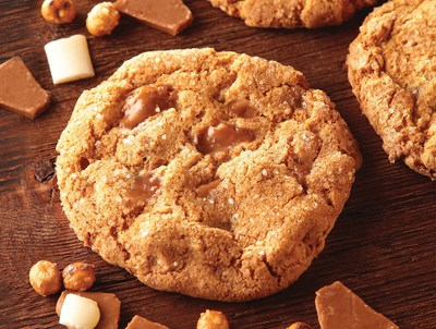 Sweet Street Salted Caramel Cookie