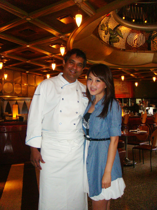 Tabla with Chef Floyd Cardoz