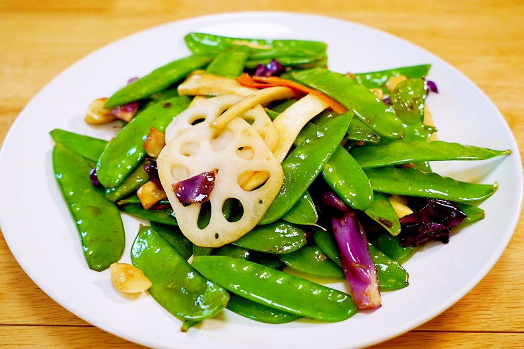 shockingly delicious stir fry vegetable