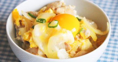 Fantastic Oyakodon Chicken and Egg Bowl