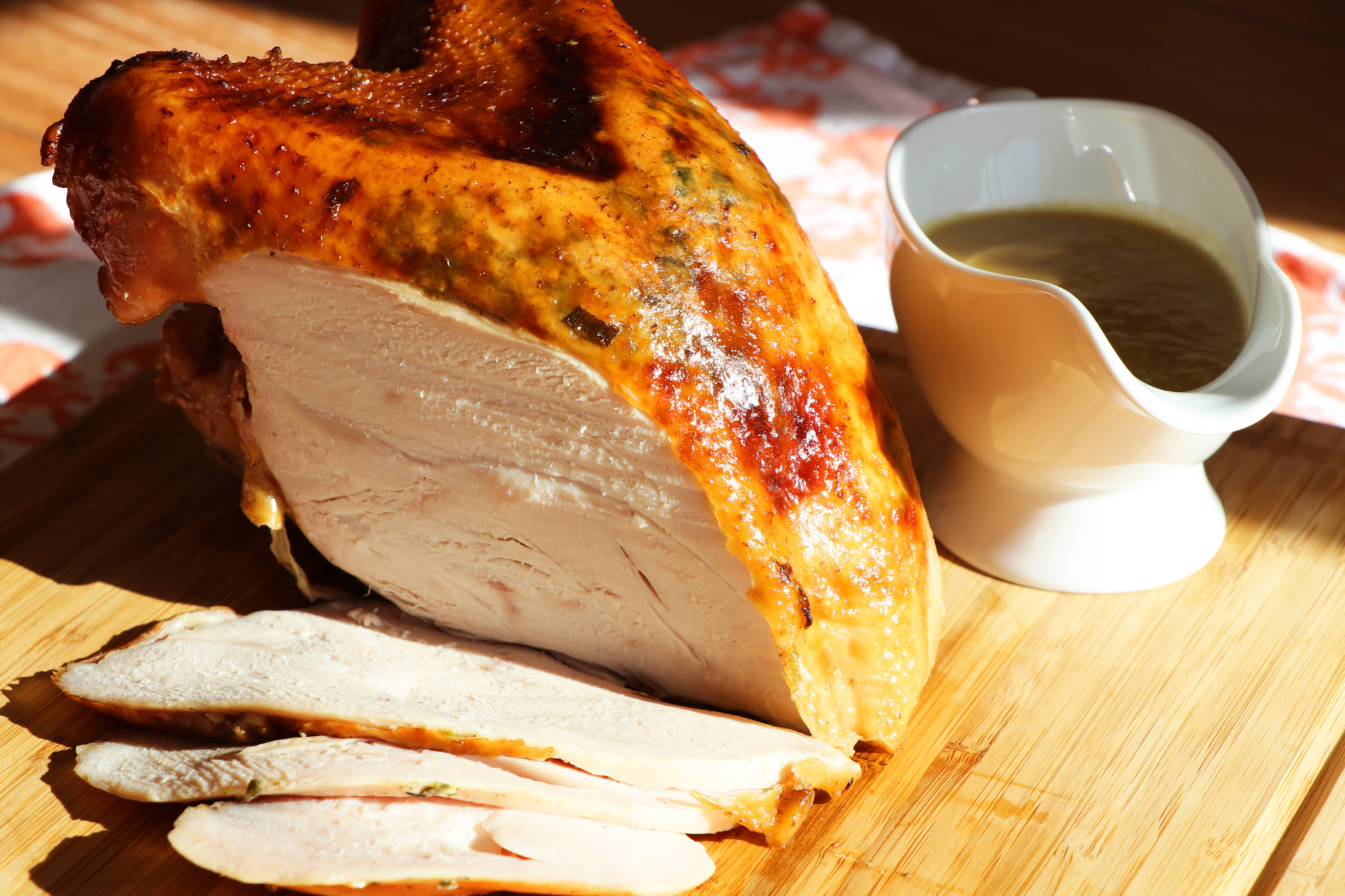Chinese Roasted Turkey Breast