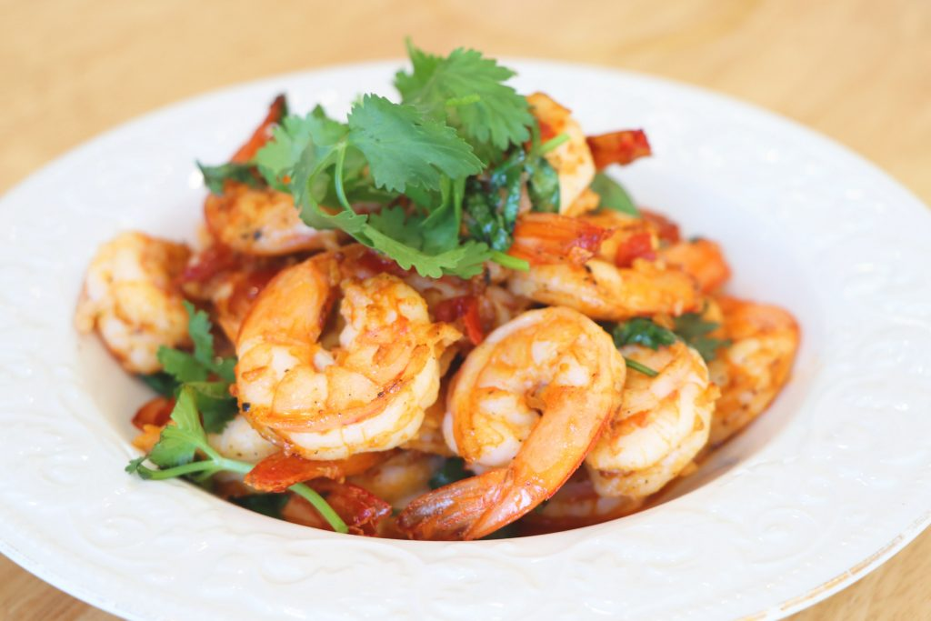the best garlic shrimp recipe: quick and delicious
