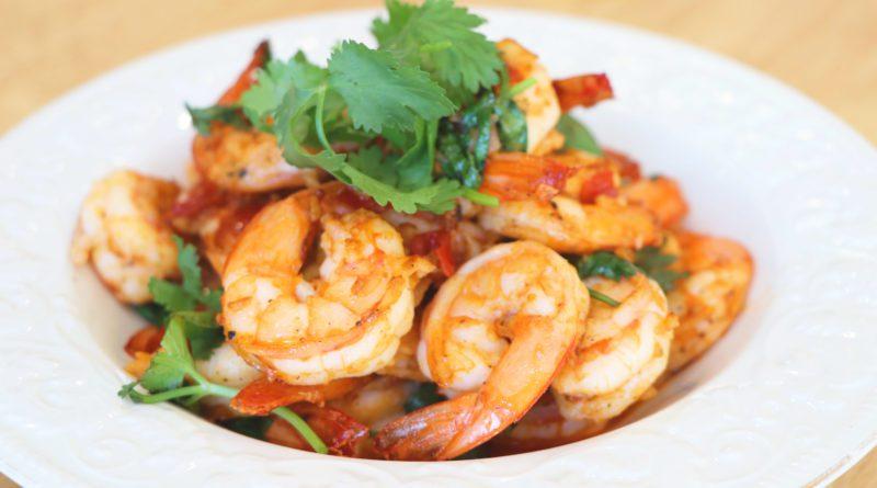 the best garlic shrimp recipe: quick and delicious