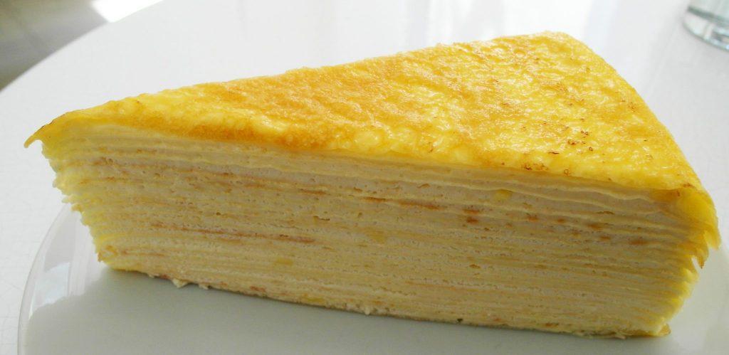 Korean Crepe Cake Recipe: Lady M's Millie Crepe Cake: 20 Layers Of Awesomeness